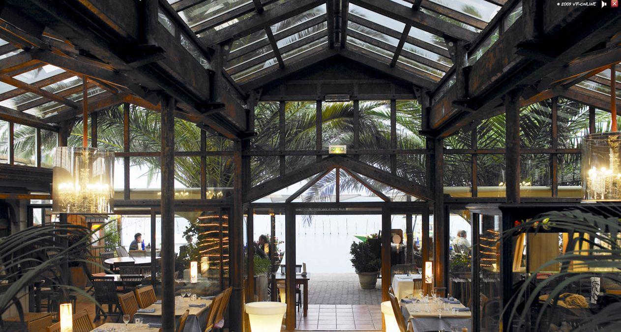 Pinasse caf restaurant cap ferret bordelaise by mimi - Restaurant au cap ferret ...