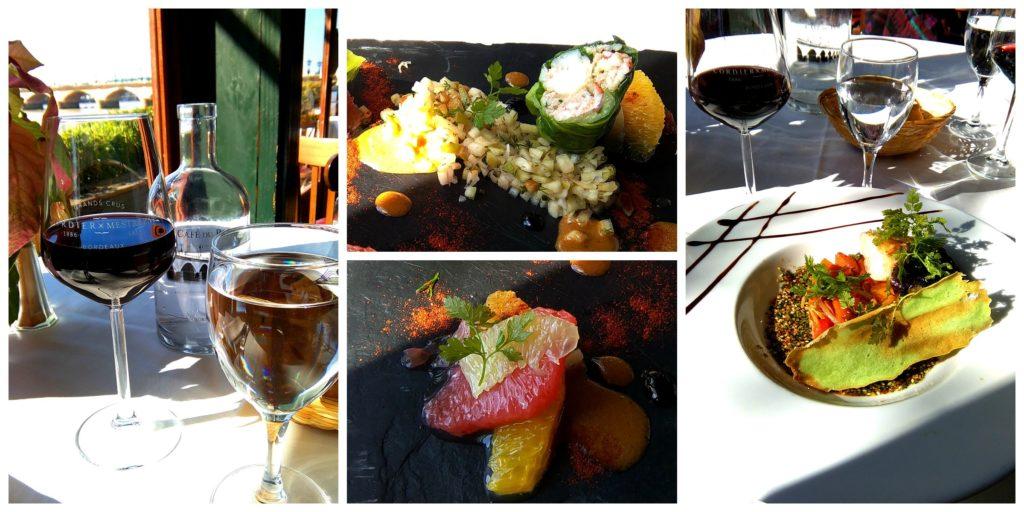 Restaurant Au Bord De La Garonne Bordeaux