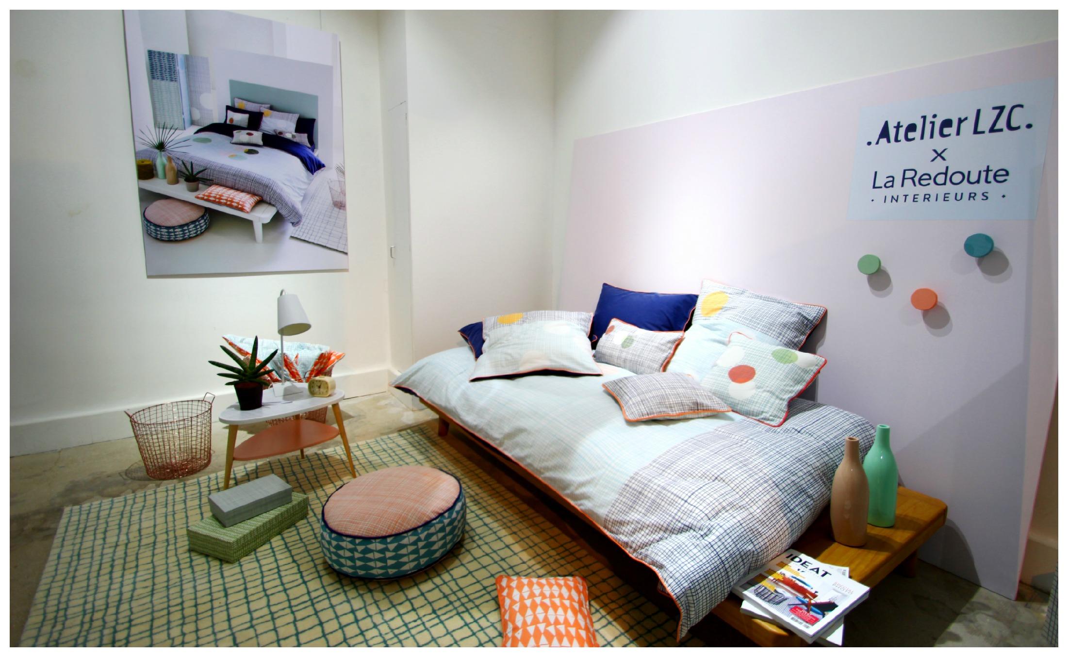atelier lzc la redoute int rieurs collection printemps et. Black Bedroom Furniture Sets. Home Design Ideas