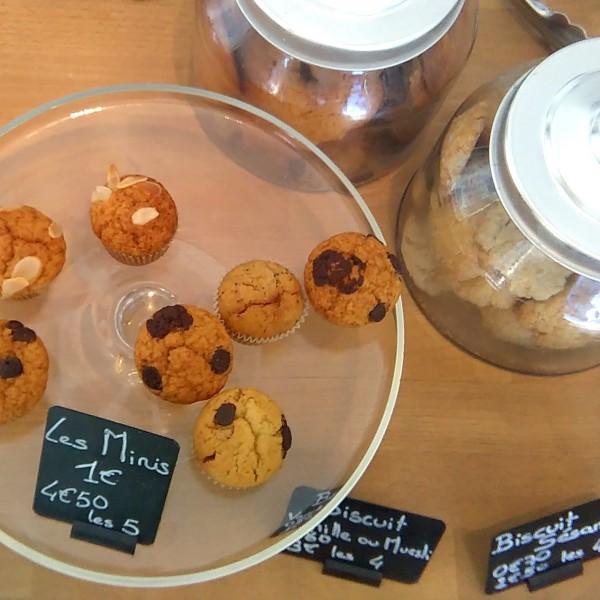 Gourmandy'z – Biscuits & Muffins Vegan à Bordeaux