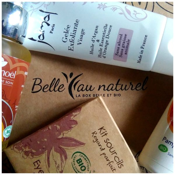 Belle au Naturelle – Box Beauté 100 % Bio