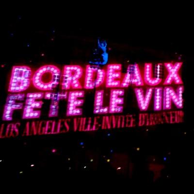 Bordeaux Fête Le Vin / Edition 2014