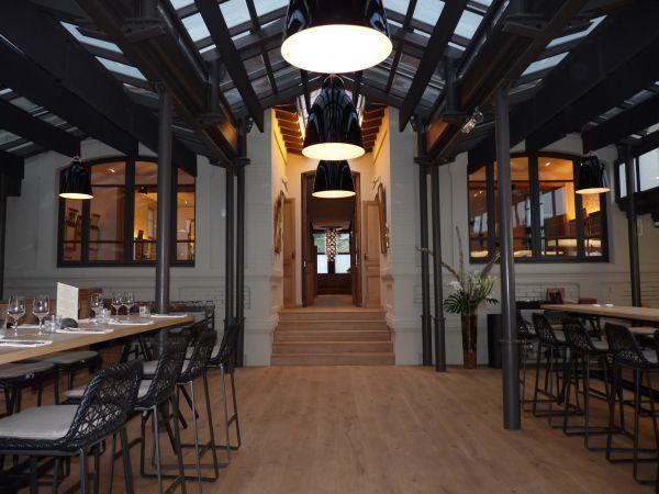 Pinasse caf restaurant cap ferret bassin d 39 arcachon bordelaise by mimi - Restaurant au cap ferret ...