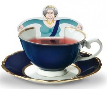 A Cup of Tea ? – Mug Insolite / Infuseur de Thé