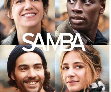 Samba – avec Omar Sy et Charlotte Gainsbourg