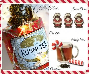 Ma Wish List Spécial Tea Time pour Noël