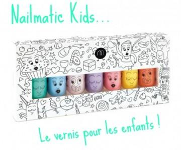 Nailmatic Kids – Le vernis spécialement conçu pour les enfants