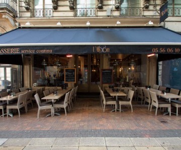 L'Alysson – Brasserie Rue St Rémi