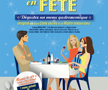 Restaurants En Fête – 4 ème edition