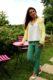 3Suisses-veste-jaune-pantalon-vert-ballerines-blanche-Blog-Mode-Bordeaux-Bordelaise-By-Mimi
