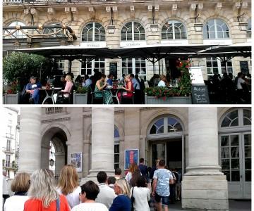 Le Bordeaux Vs Le Quatrième Mur
