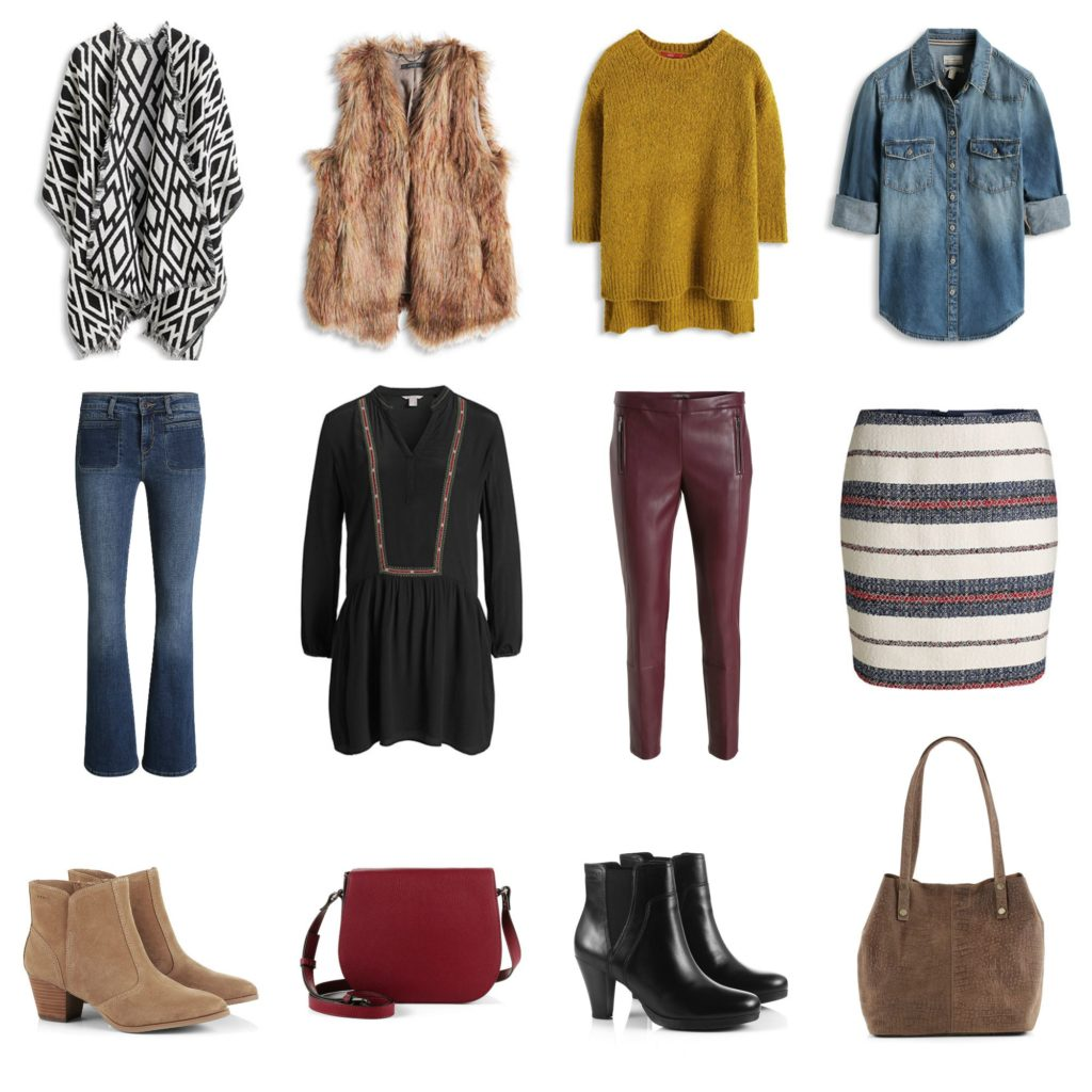 Look-Autumn-Winter-2015-Outfit-Esprit-Blog-Mode-Bordeaux