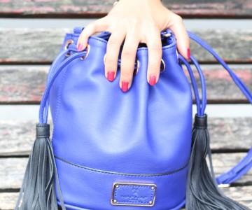 Classy in Blue – Une rentrée Fashion