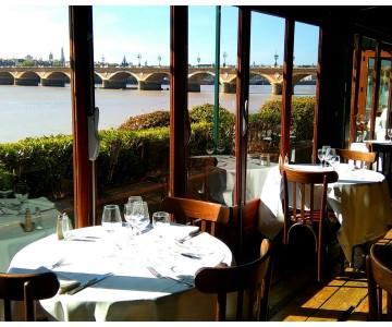 Déjeuner en Bord de Garonne – Café du Port – Bordeaux