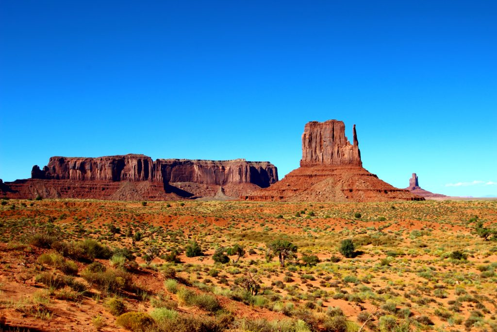 Monument-Valley-Arizona-Utha-USA