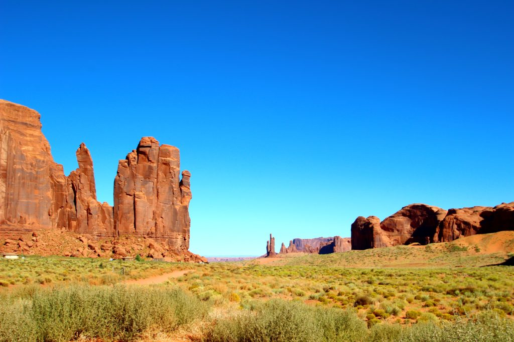 Monument-Valley-Navajo-Park-USA-Arizona-Utah