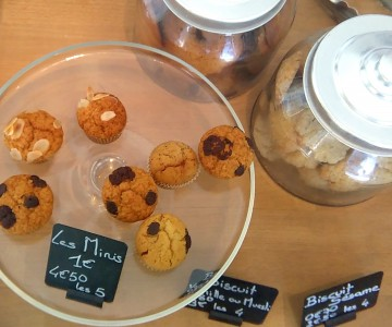 Gourmandy'z – Biscuits & Muffins Vegan à Bordeaux