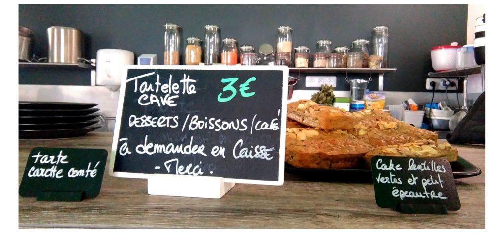 Le Ptit Chez Moi - Ma pause Veggie aux Chartons