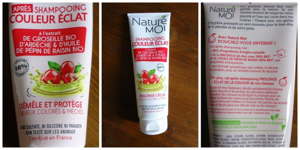 Les Shampoings Naturé Moi - Clean ou bien ... ?