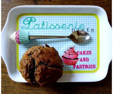 Recette de Muffins Vegan à la Framboise