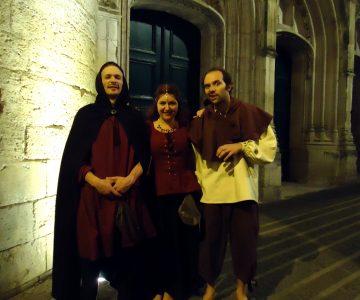 Visite Théâtralisée avec Bordeaux By Knight