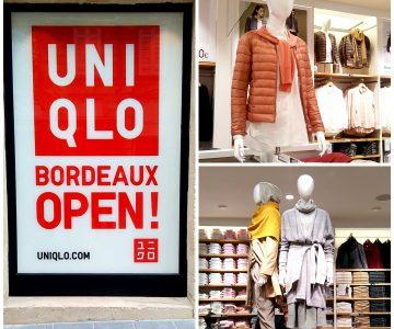 UNIQLO débarque à Bordeaux