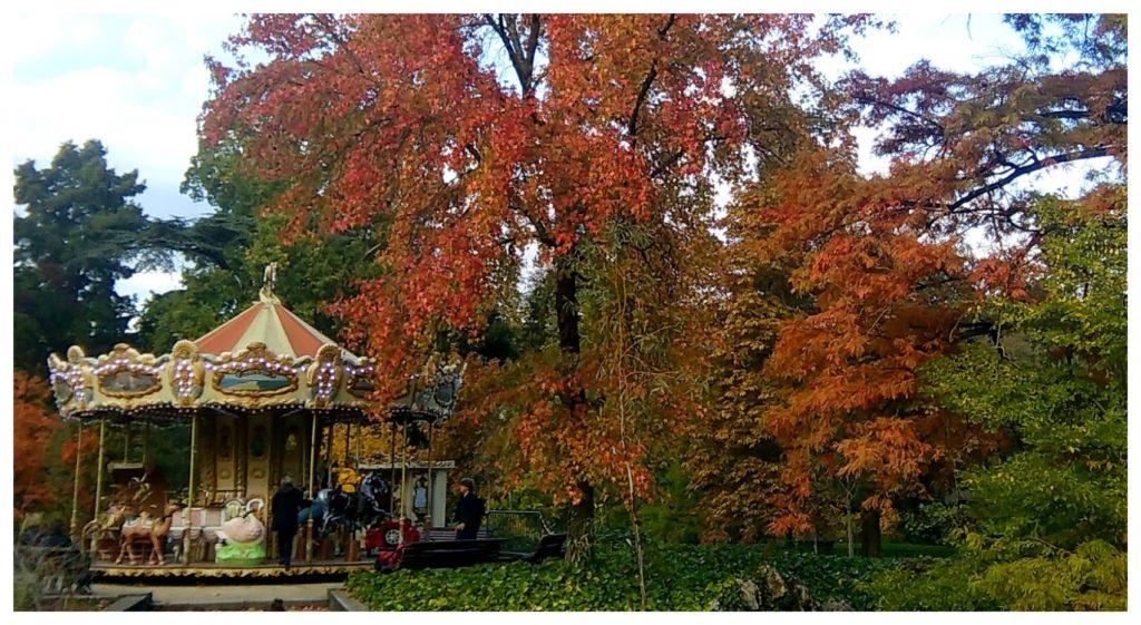 Jardin Public - Carrousel