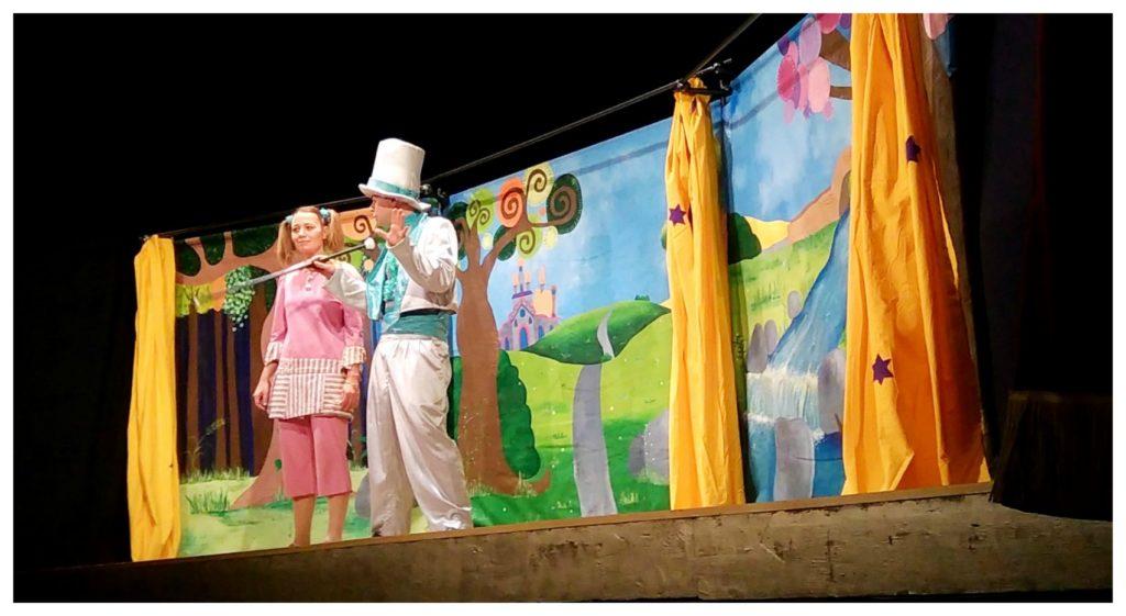 Marinette Apprend la Magie - Théâtre des Salinières