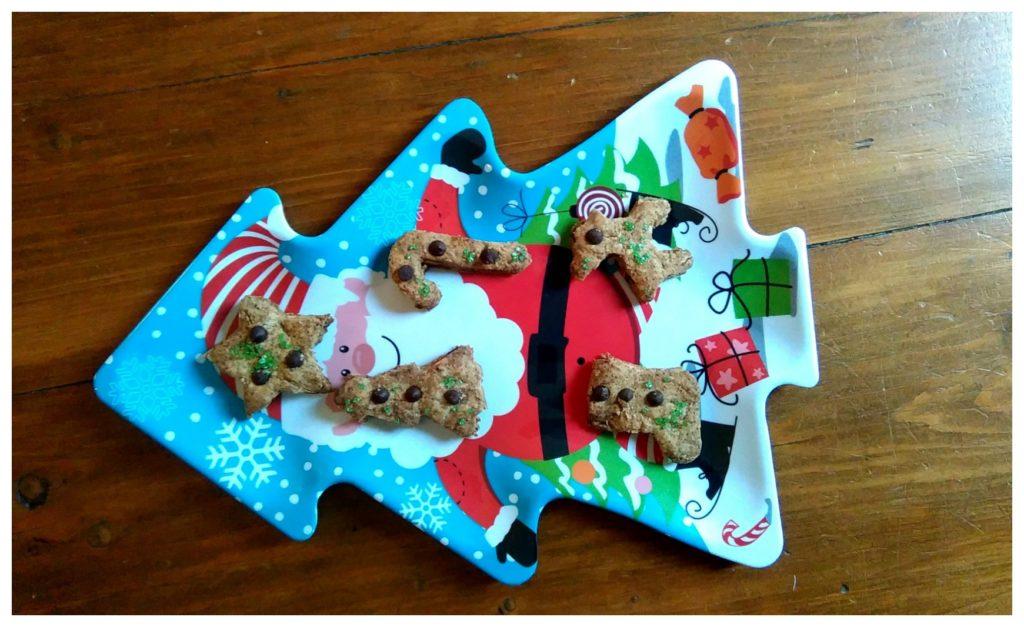 Cookies Vegan de Noël