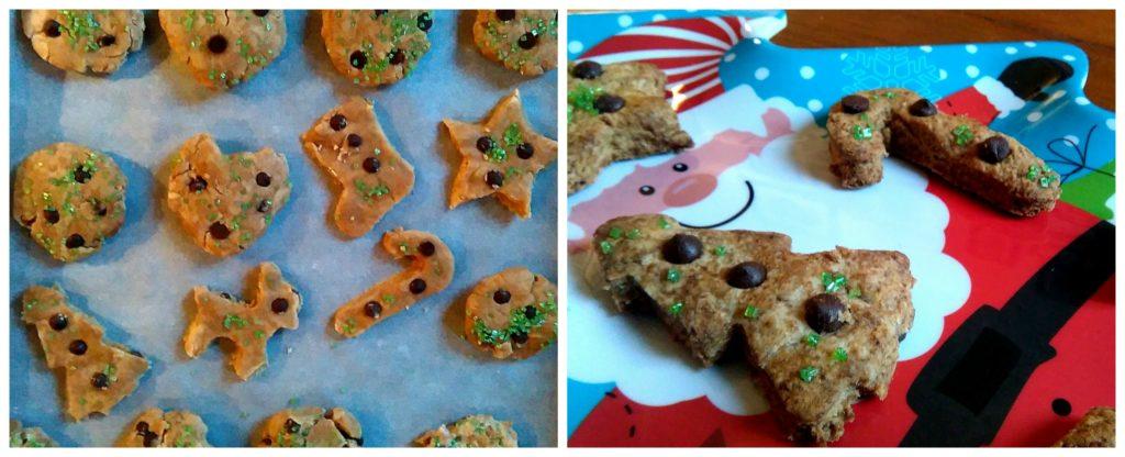 Cookies Vegan de Noel