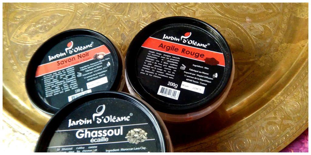 Ghassoul argile rouge savon noir bordelaise by mimi - Araignee rouge savon noir ...