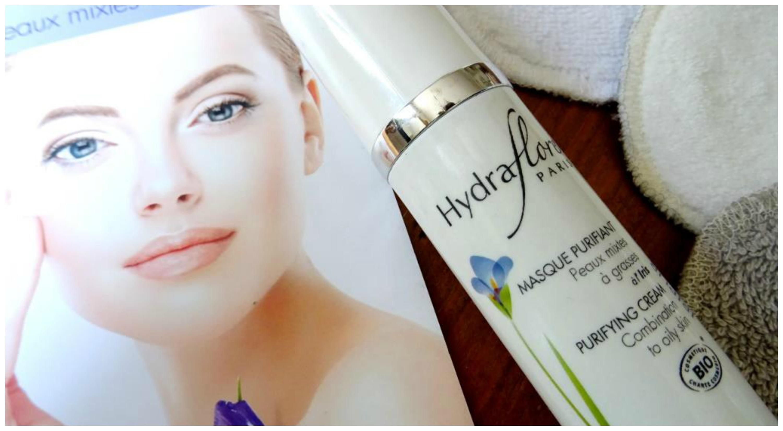 masque purifiant bio hydraflore