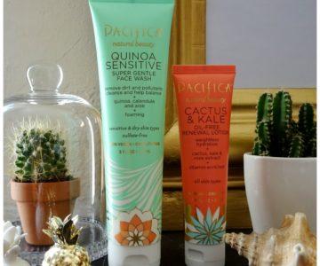 Face wash & Lotion – Que valent les produits vegan Pacifica ?