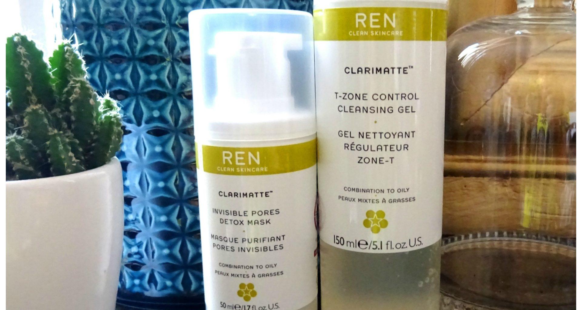Ecocentric Ren Clean Skincare peau grasse