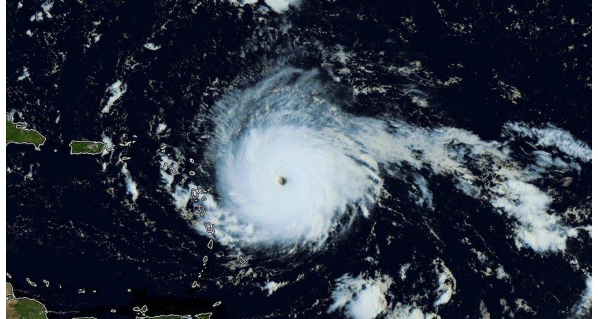 ouragan irma météo france