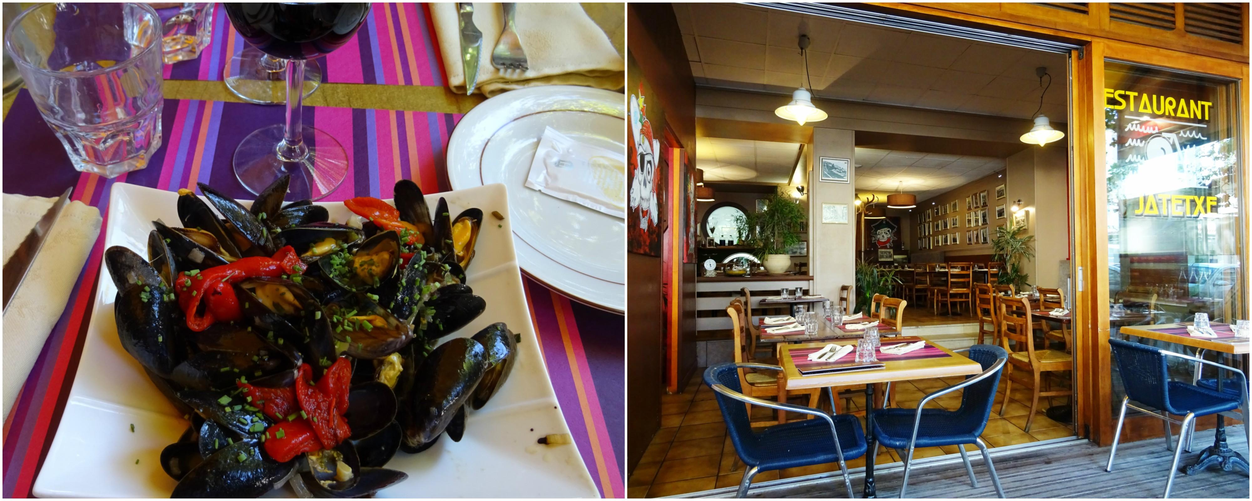 Restaurant L Ocean St Jean De Luz