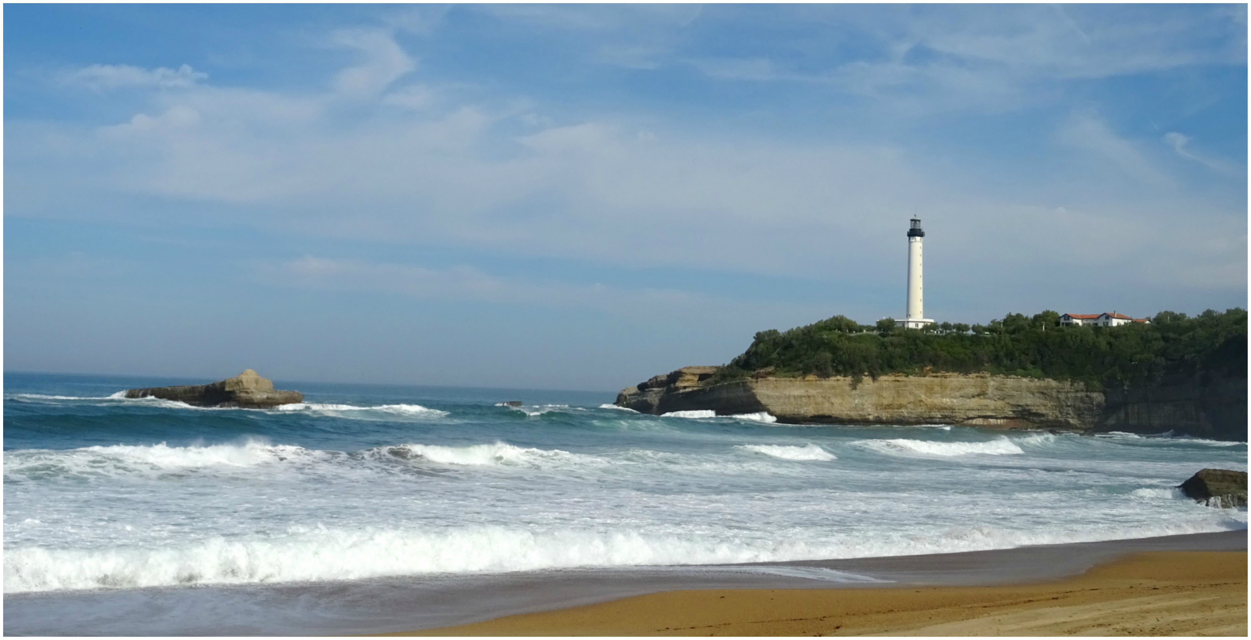 phare anglet biarritz