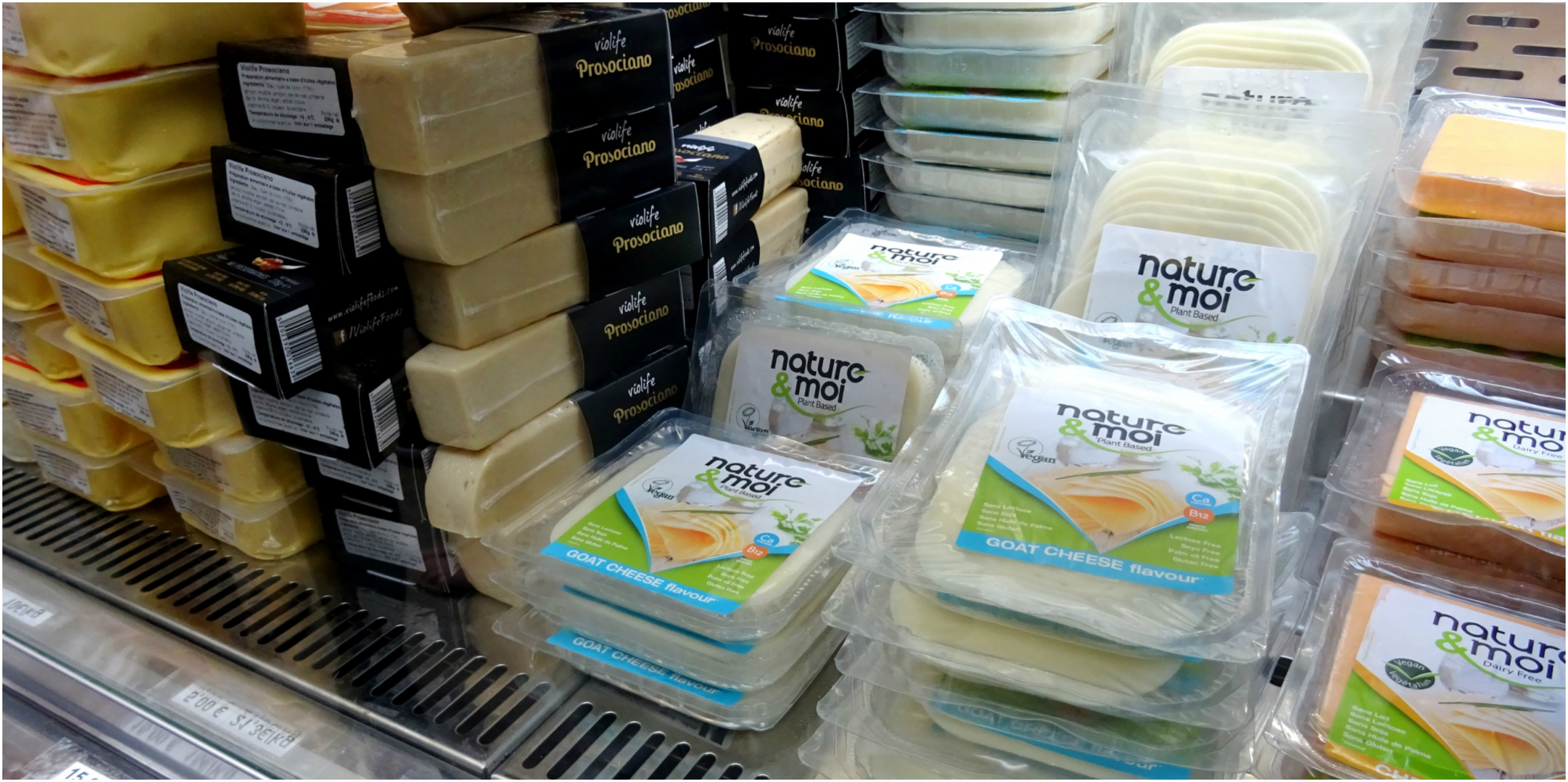 fromage vegan veggie world