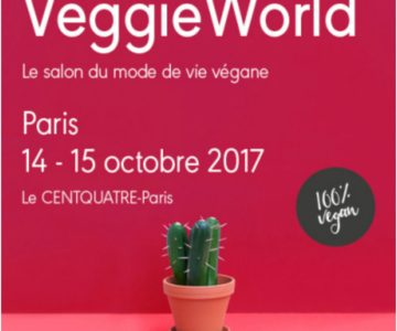 Retour sur le Veggie World 2017 – Paris