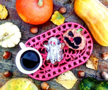 Muffin Vegan – Halloween