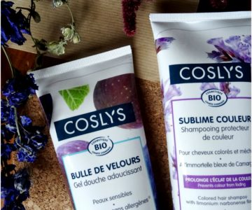 Coslys – Shampoing et Gel Douche Vegan