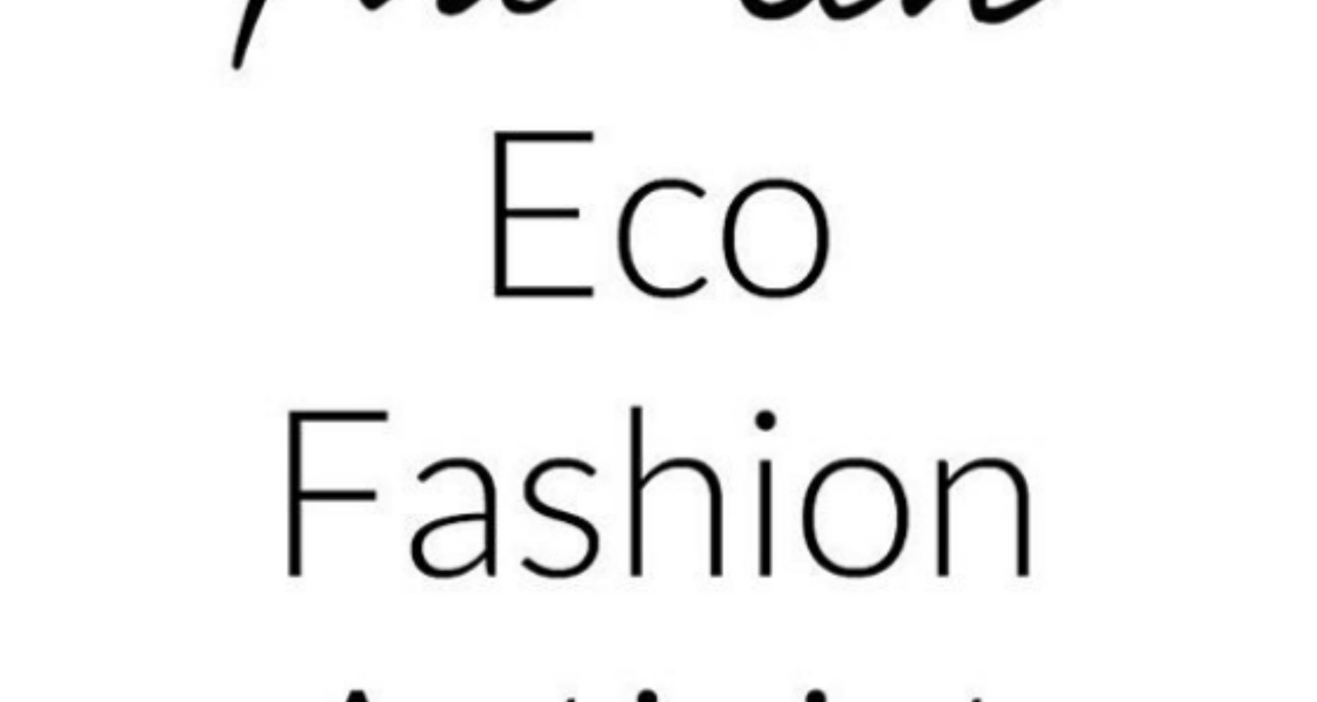 eco-fashion-activist