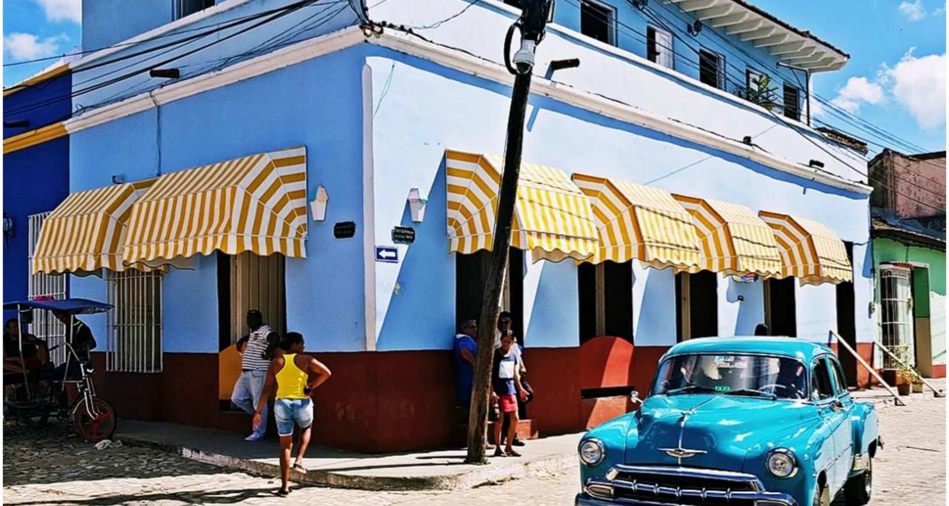 trinidad-cuba-voiture-americaine