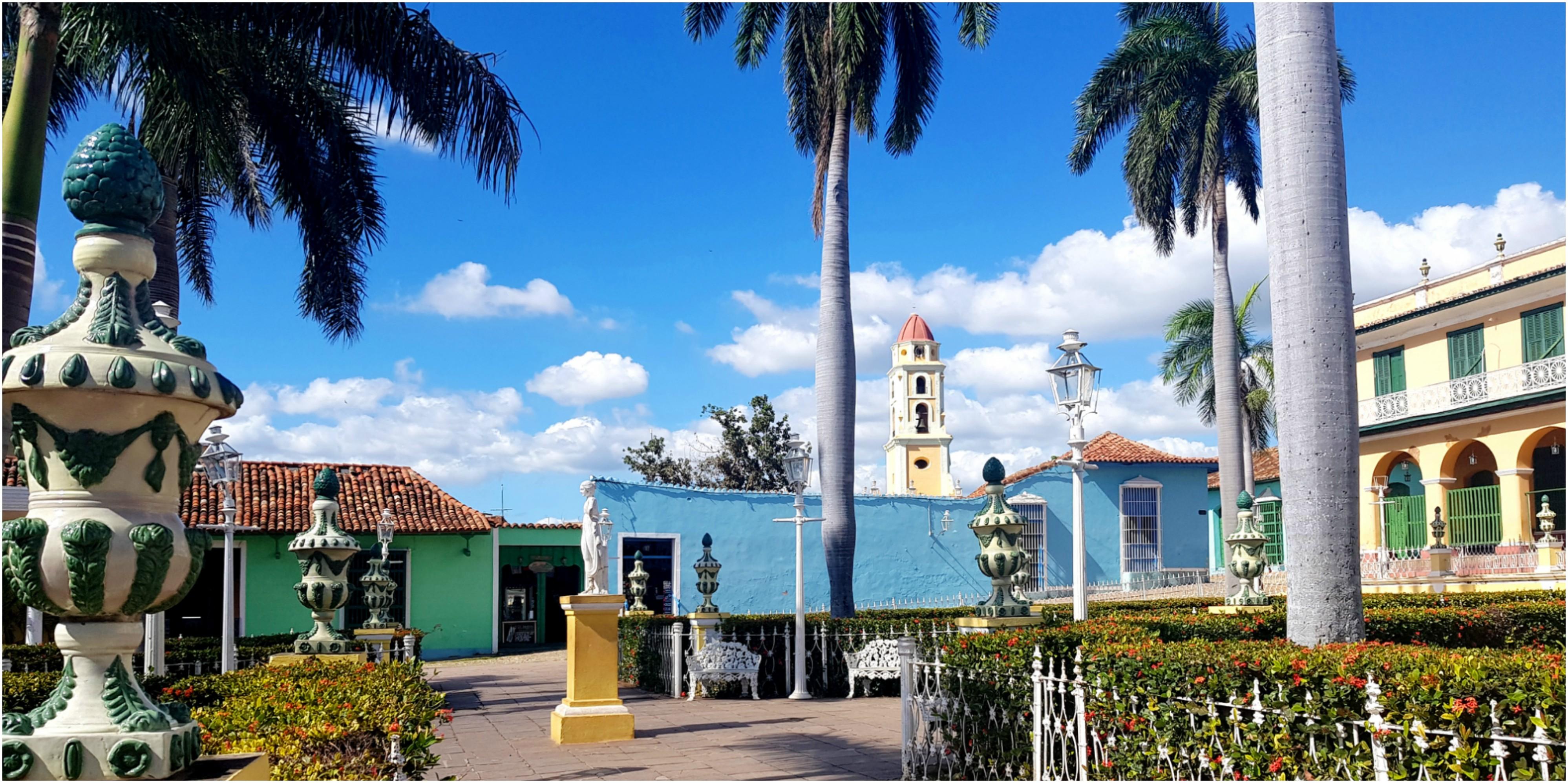cuba-trinidad-plaza-major-visit
