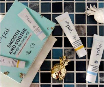Duo Masque Purifiant & Régénérant – Paï Skincare