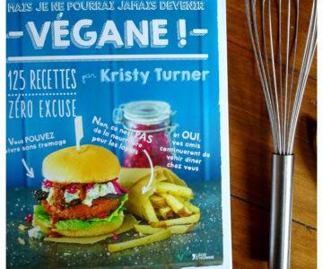 Je ne pourrai jamais devenir vegan!