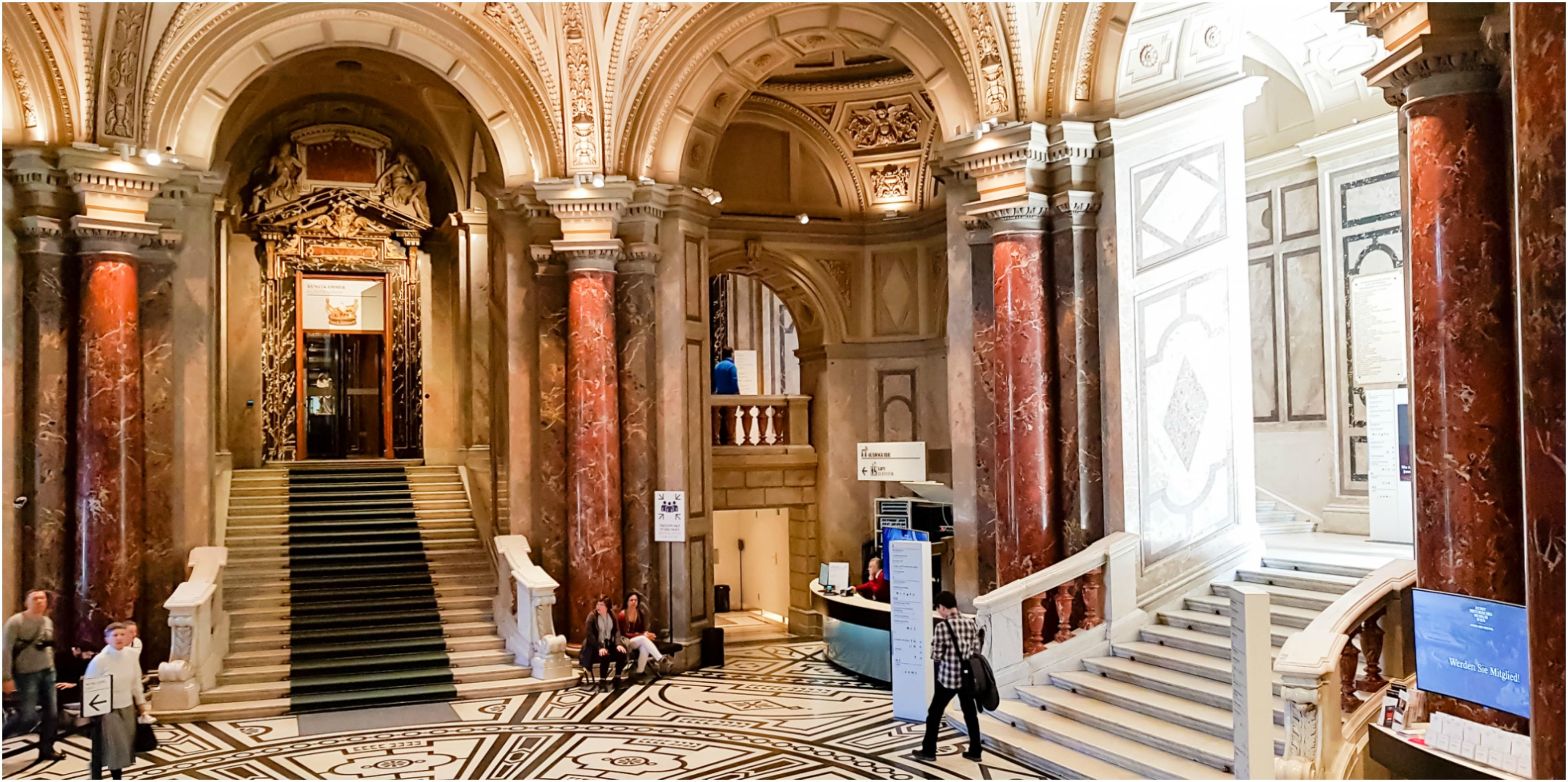 Kunsthistorisches-Museum-3-jours-Vienne