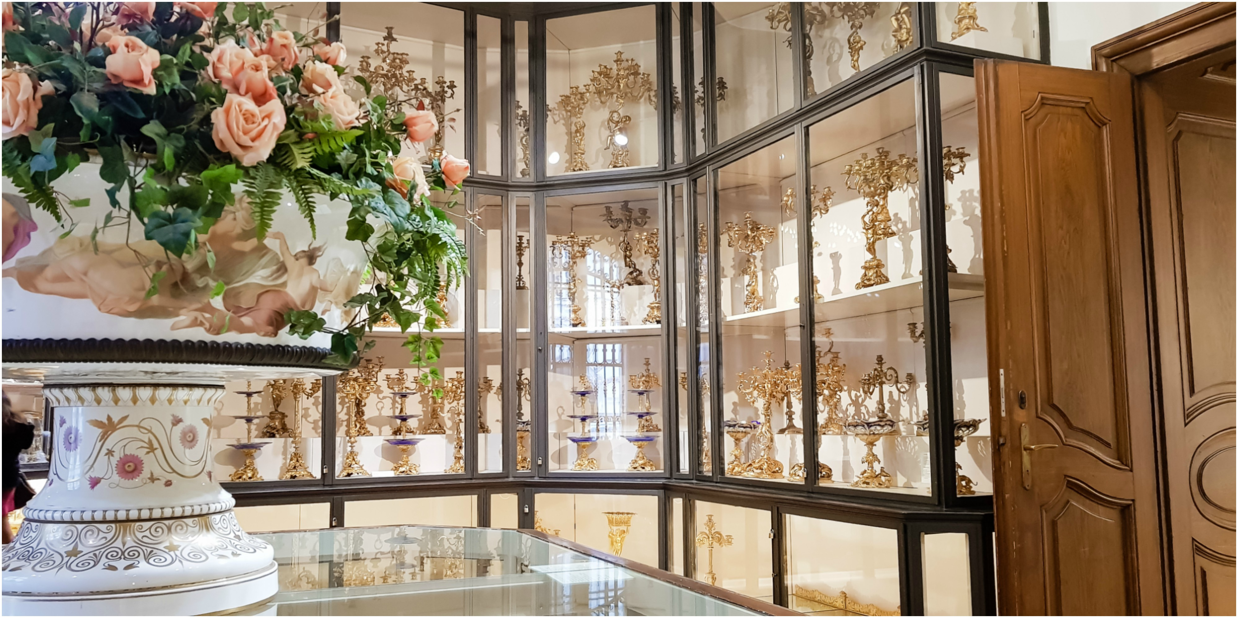 palais-hofburg-musée-argenterie-Sissi-Vienne