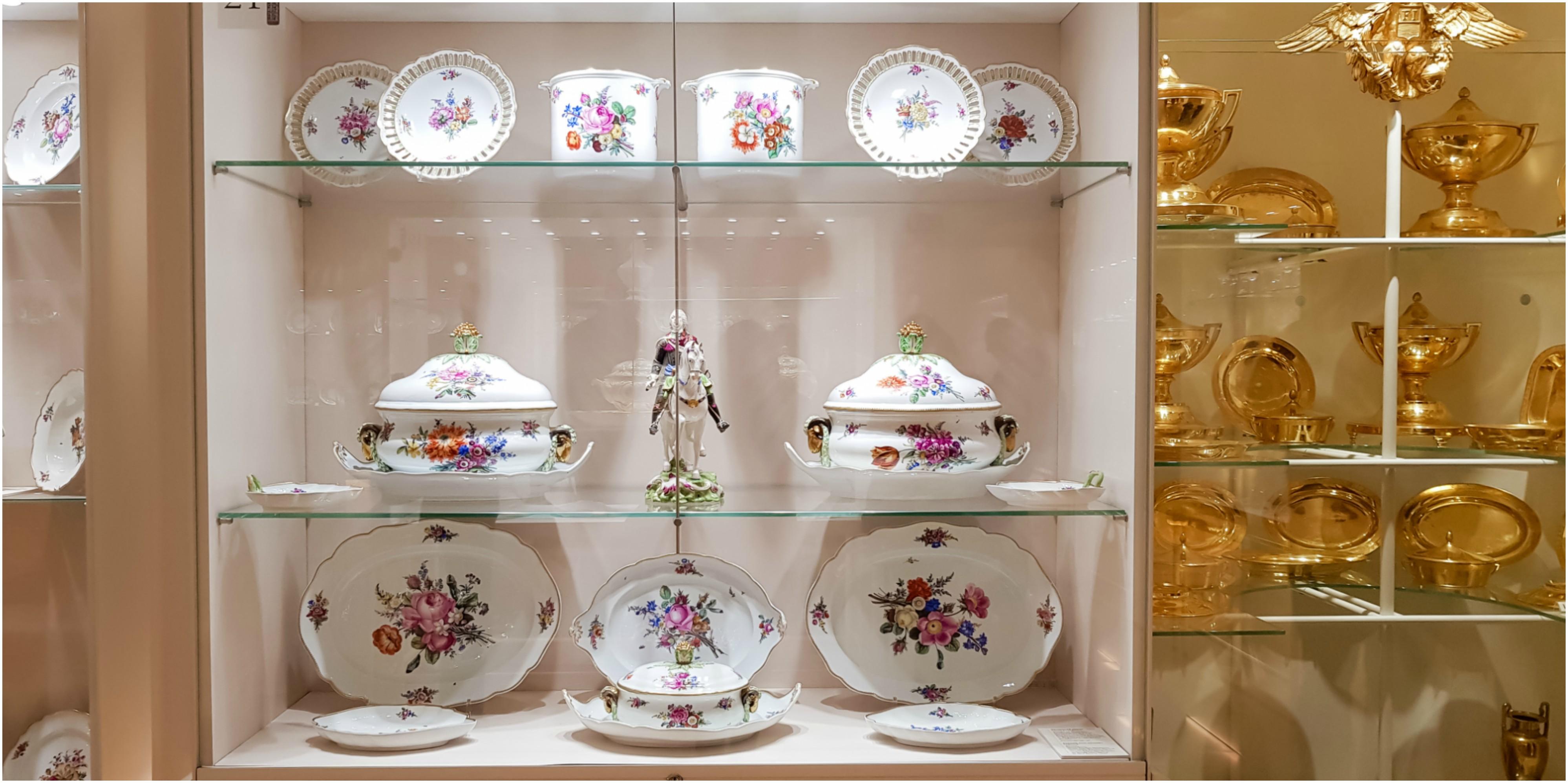 palais-hofburg-musée-argenterie-Sissi-vienna