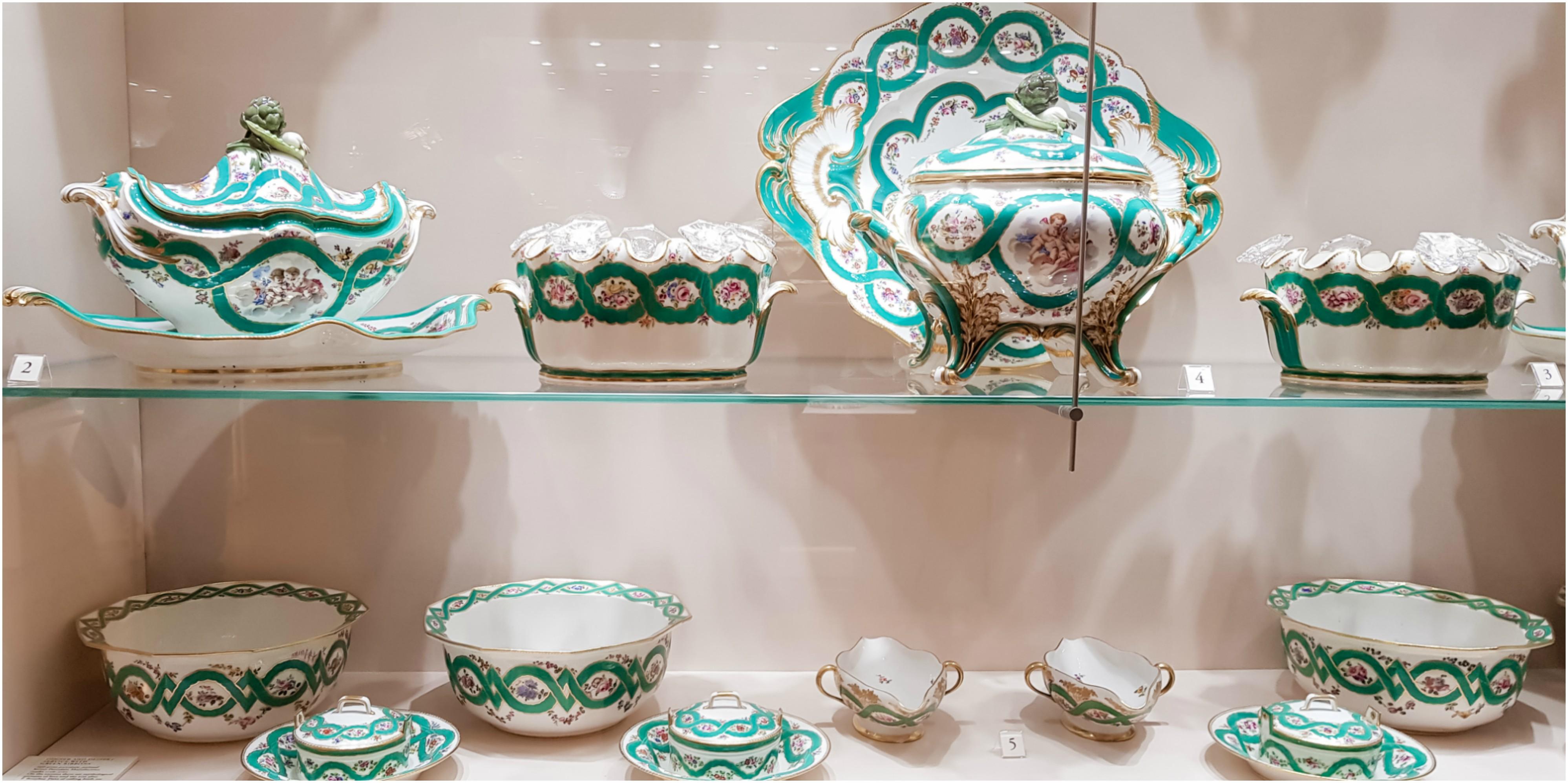 palais-hofburg-musée-argenterie-Sissi-wien